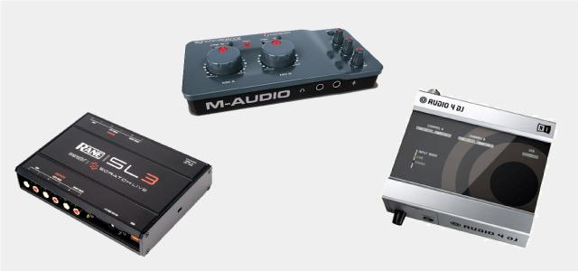 Interfaces para DJs
