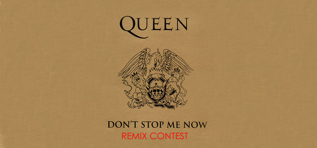 "Queen: ""Don't stop me now"" contest"
