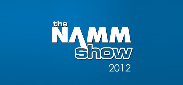 The Namm Show 2012