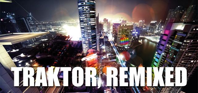 traktor remixed_front
