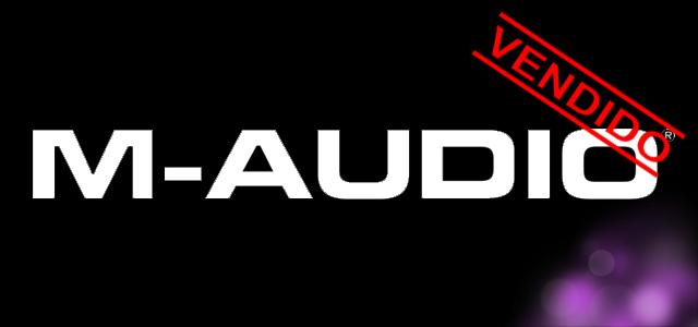 m-audio vendido