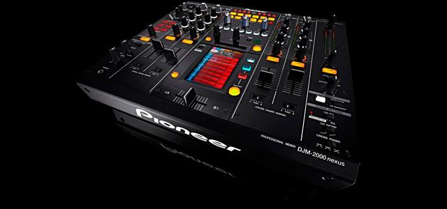 pioneer djm_2000_nexus_front