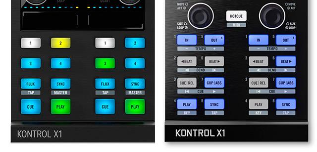 NI Traktor Kontrol X1 MK2 04