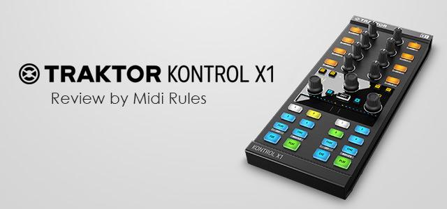 traktor kontrol x1 mk2 front