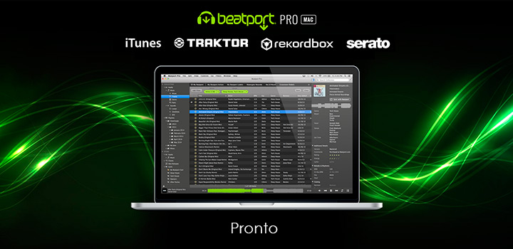 Beatport Pro 2