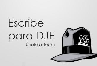 Escribe para DJE