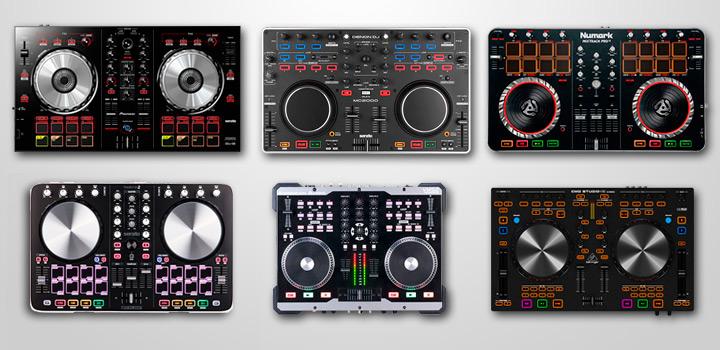Controladores económicos para empezar en el mundo DJ