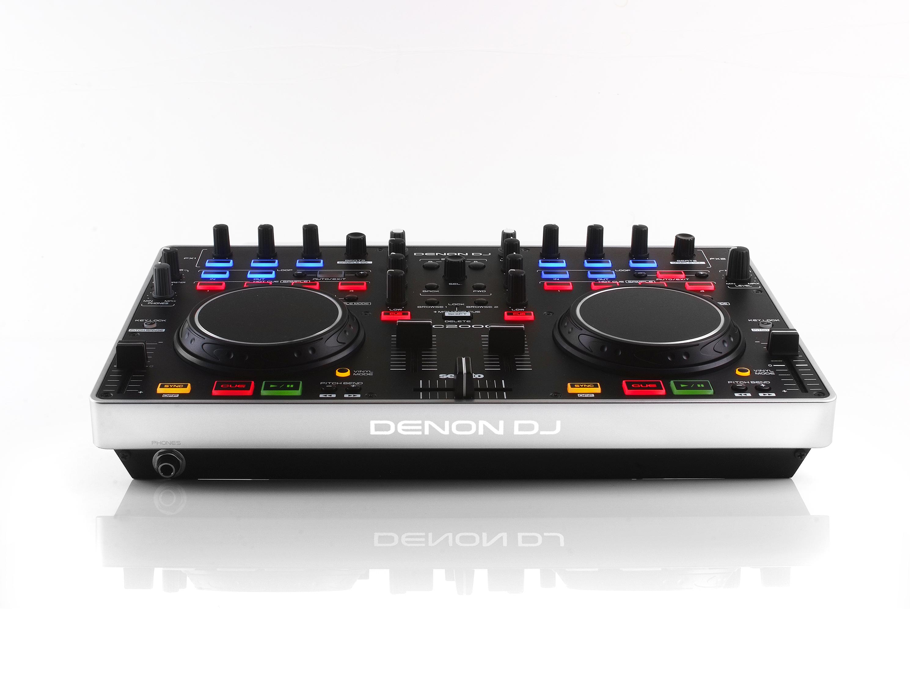 Denon MC2000