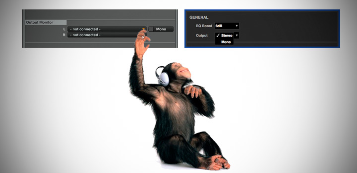 Estereo o mono