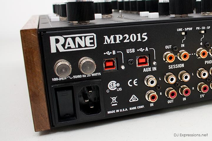Rane MP2015