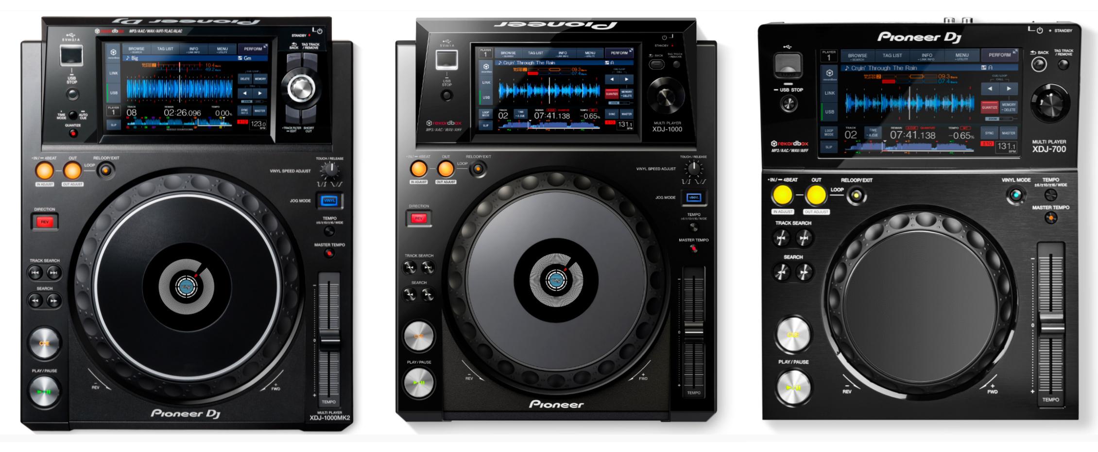 Pioneer DJ XDJ