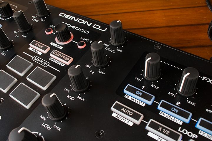Denon MC-4000