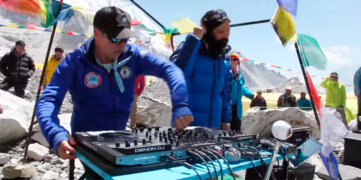 Paul Oakenfold ahora con Denon DJ