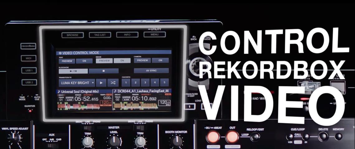 Pioneer DJ DDJ-RX2 Video