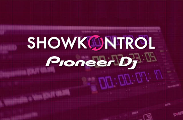 Pioneer anuncia Showkontrol