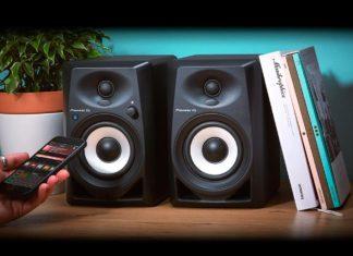 Monitores Pioneer DJ DM-40BT