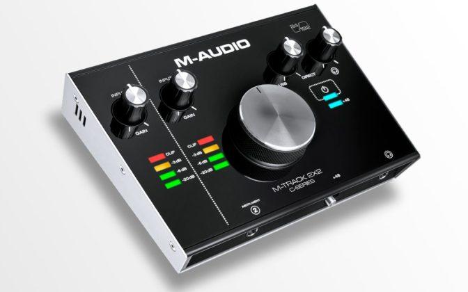 M-Audio M-Track 2x2 01