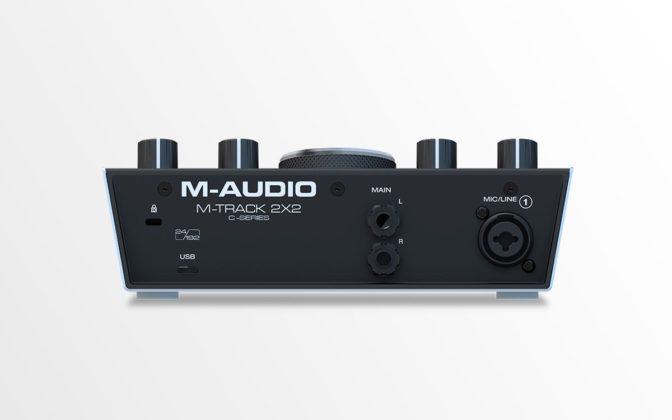 M-Audio M-Tack 2x2 03