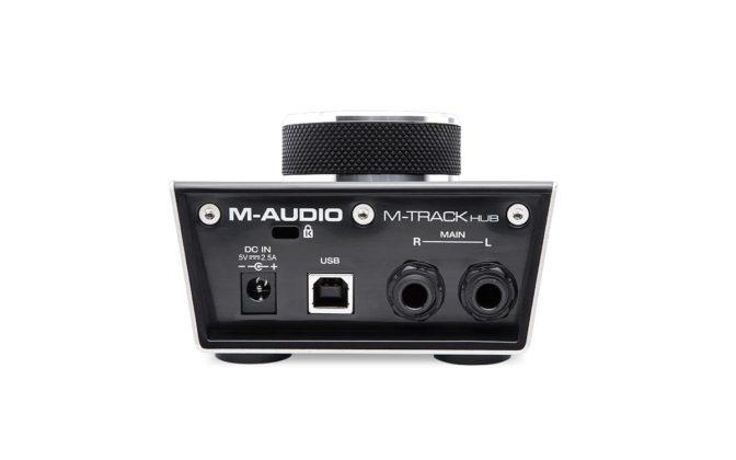 M-Audio M-Track Hub 03