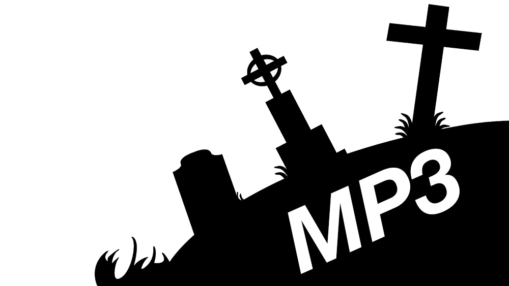 El MP3 a muerto