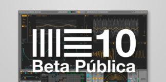 Ableton 10 Beta Pública