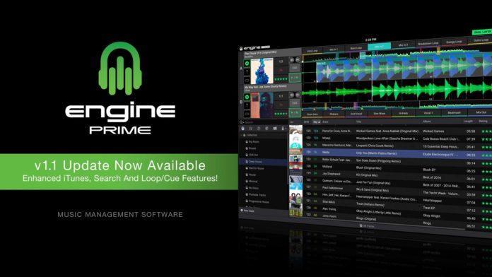 Denon DJ Engine Prime v1.1