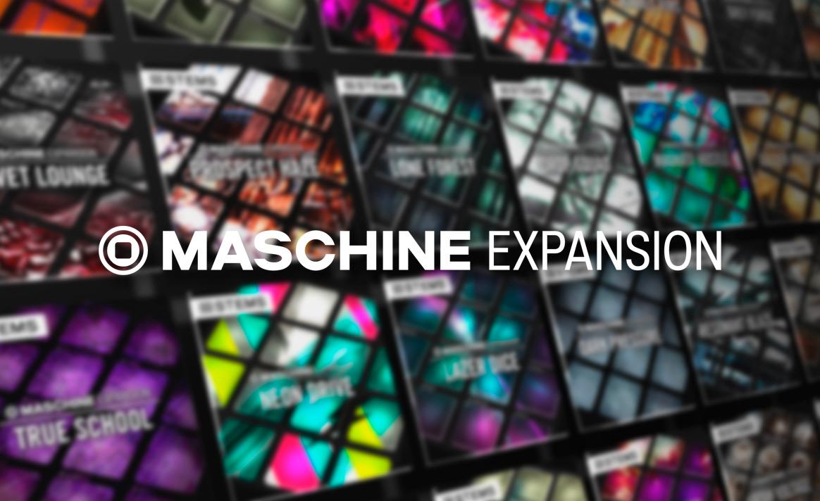 Maschine Expansion
