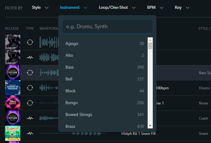 Sounds.com de Native Instruments