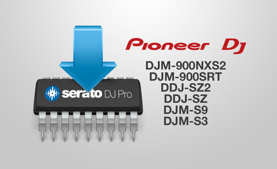 Pioneer DJ Drivers para Serato DJ Pro