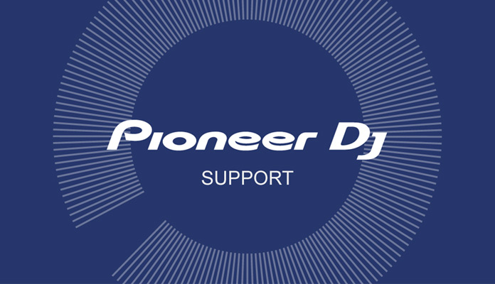 Pioneer DJ Support