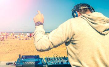 Cuidados del verano DJ