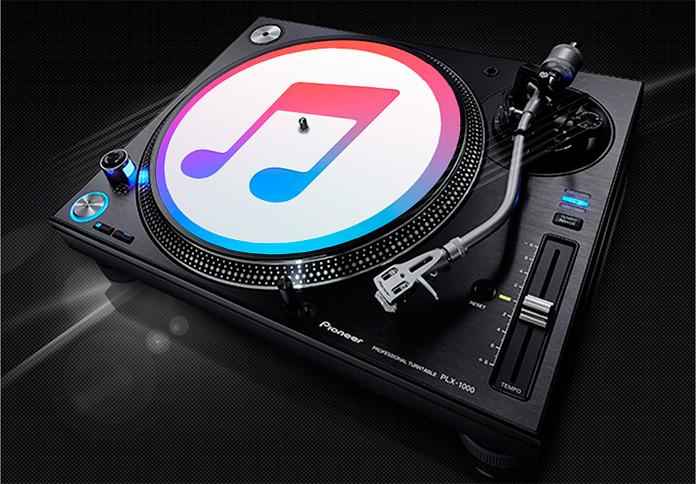 Apple Cerraría Itunes Store Pioneer PLX-1000