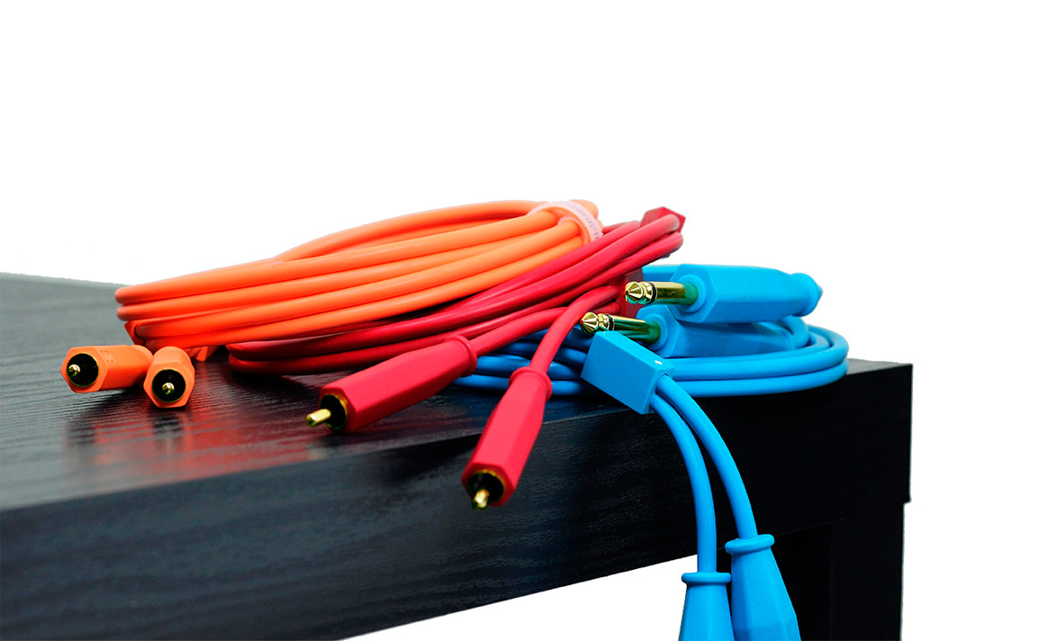 DJ Techtools Audio Cables
