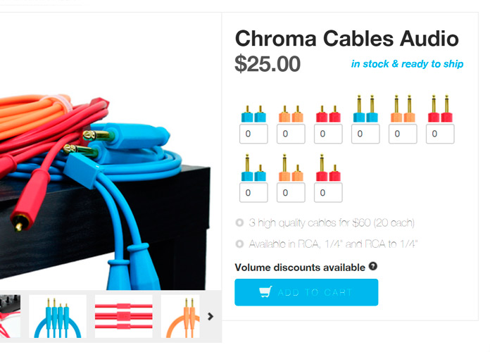 DJ Techtools Audio Cables Store