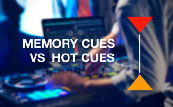 Rekordbox DJ Memory Cues vs Hot_Cues