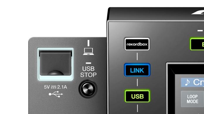 Expulsar USB Pioneer DJ