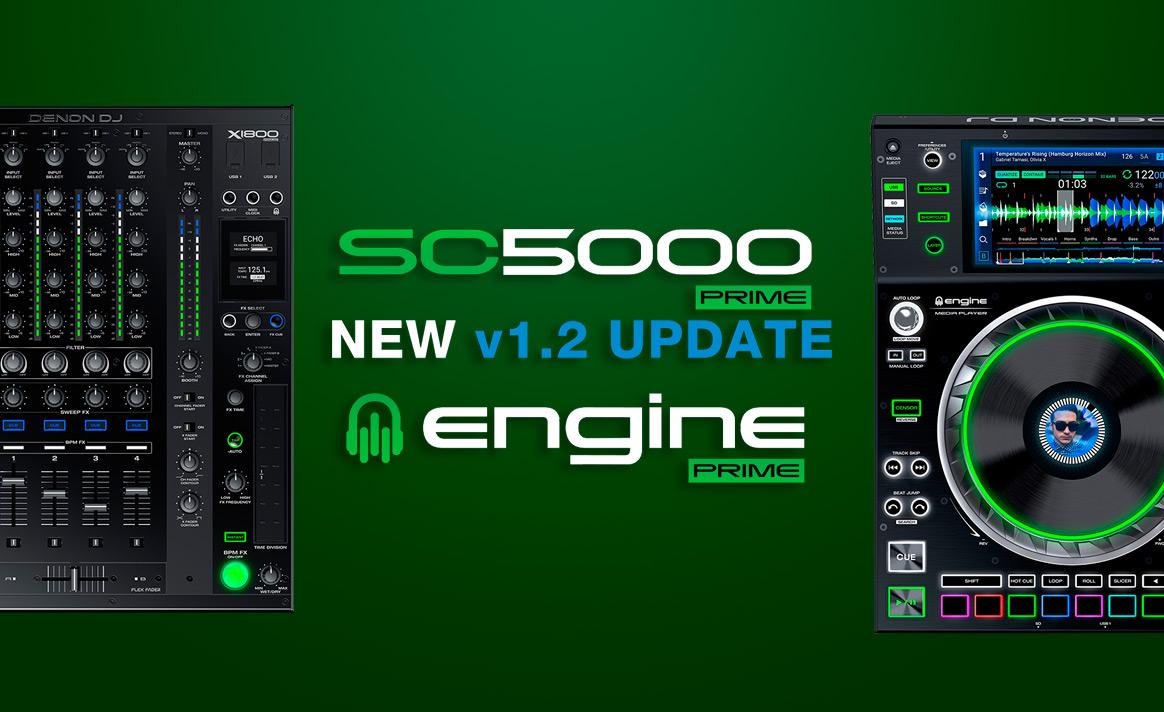 Engine Prime v1.2 y SC5000