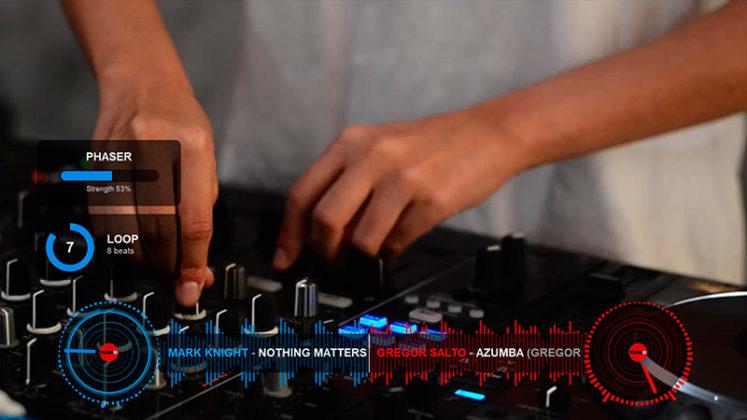 Virtual DJ 2018 Videoskins