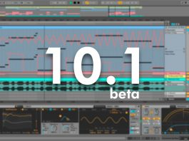 Ableton 10.1 Beta