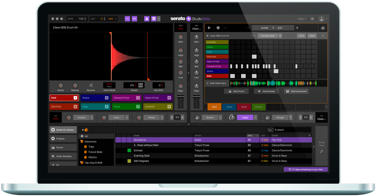 Serato Studio Macbook