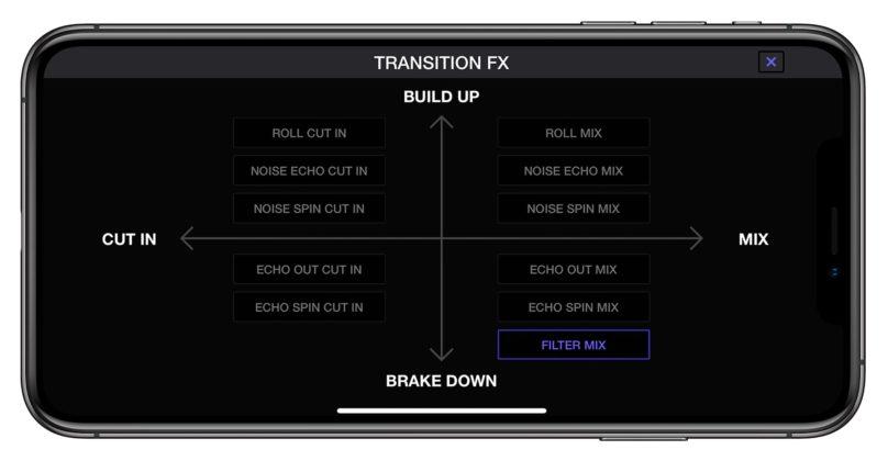WeDJ - Transition FX