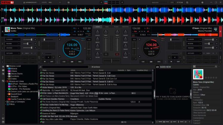 Virtual DJ 2020 - Modo Pro