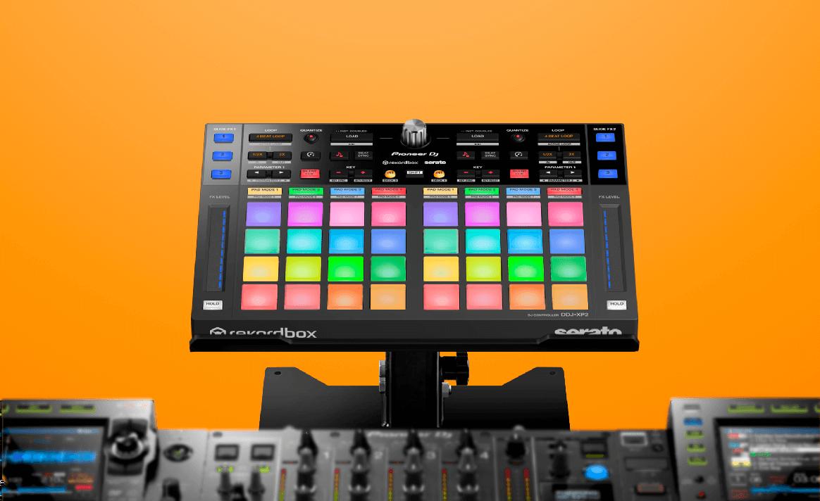 Pioneer Dj XP2 Controlador para Rekordbox & Serato DJ Pro