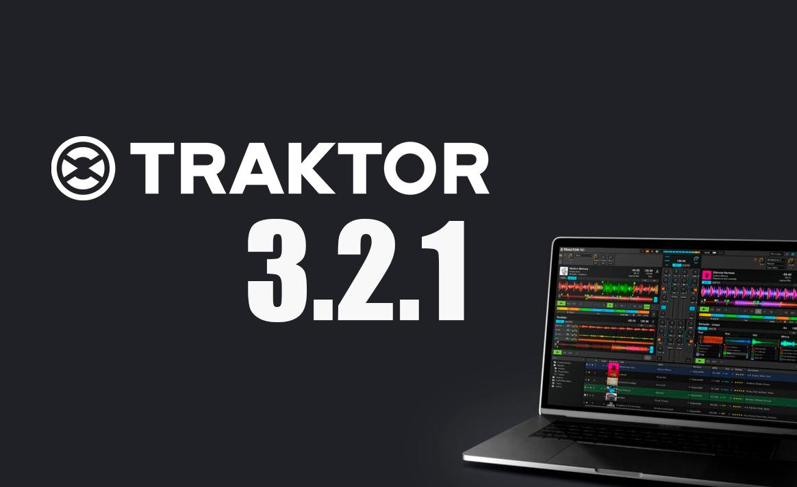 Traktor Pro 3.2.1 - Actualización