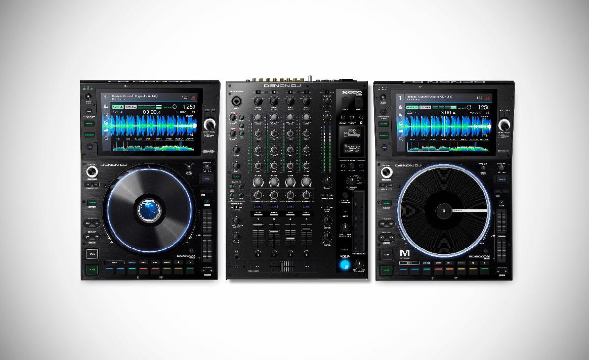 Denon Dj SC6000, SC6000M y X1850 Prime