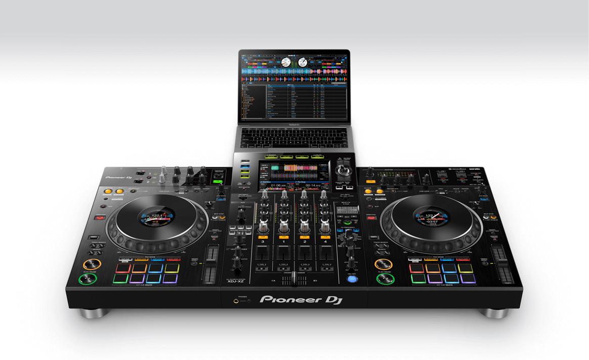 Serato DJ Pro 2.3.3 Agrega Soporte Para El Pioneer DJ XDJ-XZ