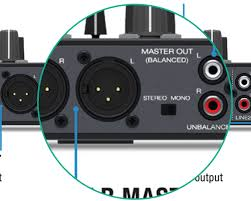 Switch para salida Mono o Stereo