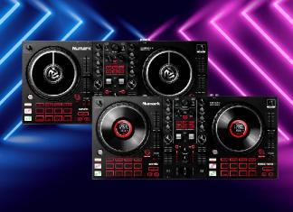Numark Presenta Mixtrack Pro Fx Y Mixtrack Platinum Fx