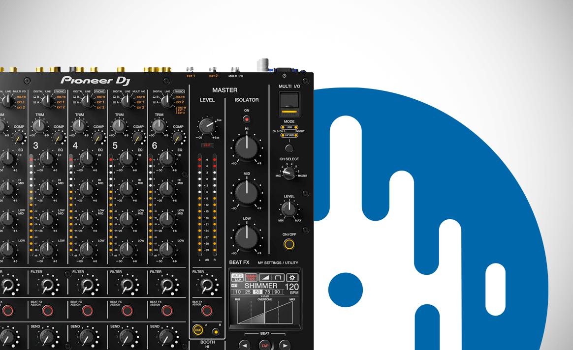 Serato DJ Pro 2.3.7 Compatible Con Pioneer Dj DJM-V10