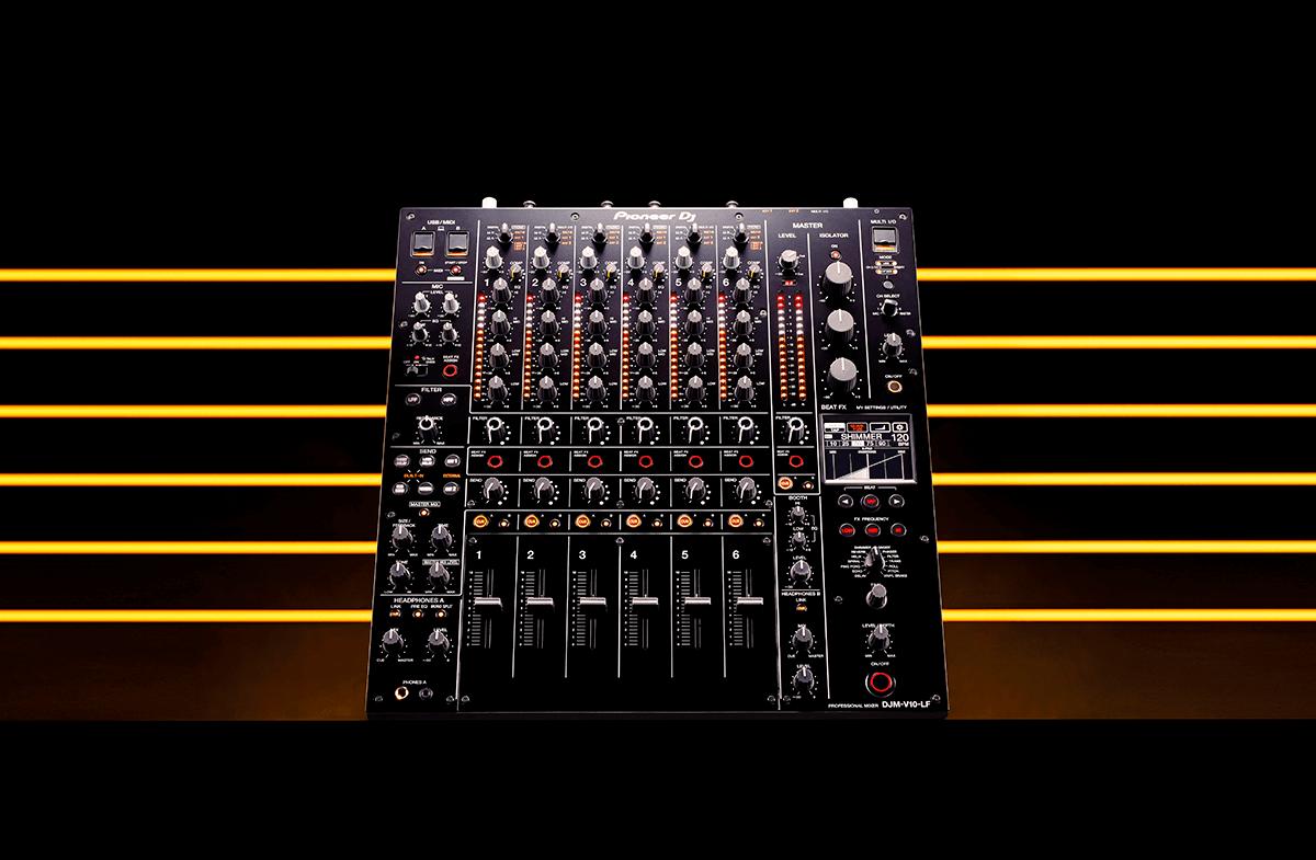 Pioneer DJ DJM-V10-LF